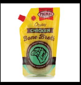 PRIMAL PET FOODS Primal | Frozen Bone Broth Chicken 20 oz