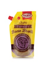 PRIMAL PET FOODS Primal | Frozen Bone Broth Turkey 20 oz