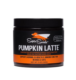 Diggin' Your Dog Super Snouts Pumpkin Latte 5 oz