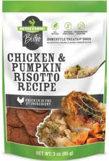 Betsy Farms   Chicken & Pumpkin Risotto Recipe 3 oz