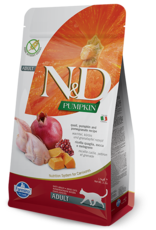 Farmina Farmina Feline | N&D Pumpkin Quail & Pomegranate 3.3 lb
