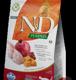 Farmina | N&D Pumpkin Quail & Pomegranate 3.3 lb