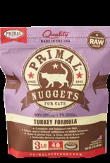 Primal Cat | Raw Frozen Feline Turkey Formula
