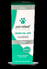Pet Releaf Pet Releaf | CBD Hemp Oil 330mg for Dogs and Cats