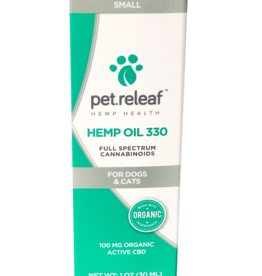 Pet Releaf Pet Releaf | CBD Hemp Oil 330mg for Dogs and Cats