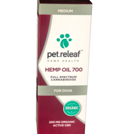 Pet Releaf Pet Releaf | CBD Hemp Oil 700mg for Dogs