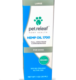 Pet Releaf Pet Releaf | CBD Hemp Oil 1700 mg for Dogs