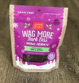 Wag More Bark Less | Mini Jerky Duck & Apples