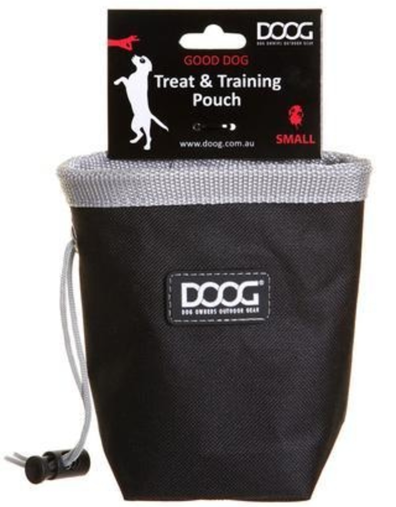 DOOG Doog | Good Dog Treat Pouch - Small