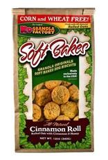 K9 Granola Factory K9 Granola   Treats Soft Bakes Cinnamon Roll 12 oz