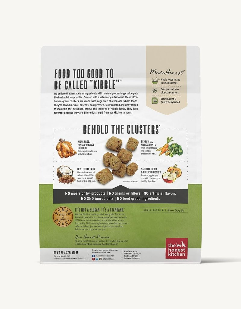 THE HONEST KITCHEN The Honest Kitchen | Whole Food Chicken Clusters for Dogs
