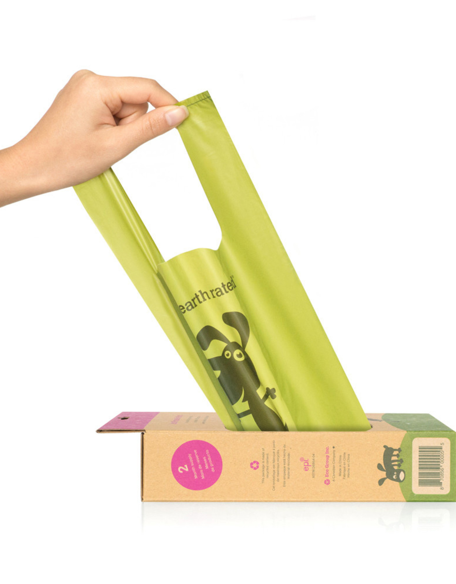 EARTH RATED Earth Rated | 120 Handle Bags