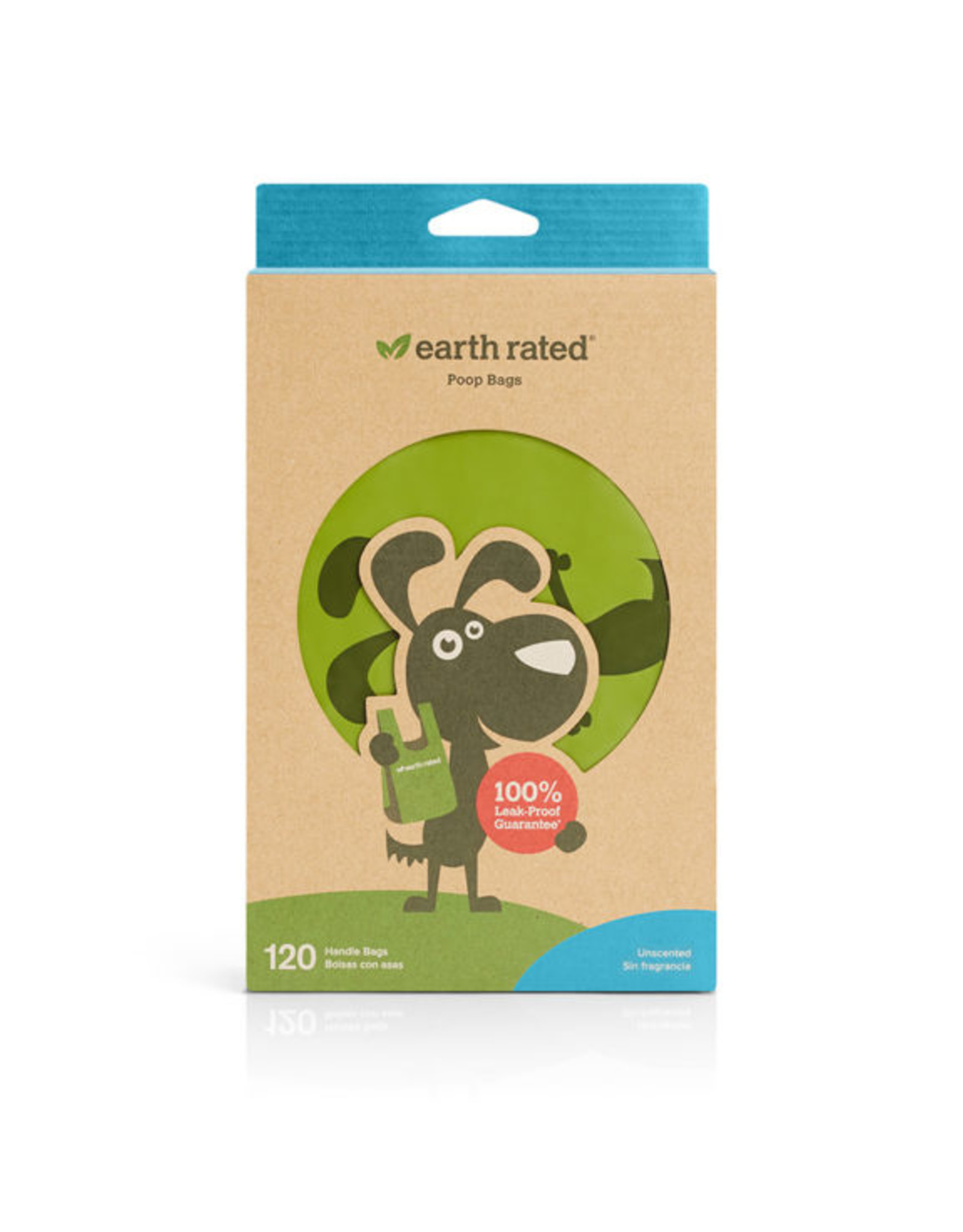 EARTH RATED Earth Rated | 120 Handle Bags Scented or Unscented