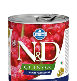 Farmina Farmina | N&D Quinoa Weight Management Recipe 10 oz