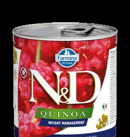 Farmina Farmina | N&D Quinoa Weight Management Recipe 10 oz
