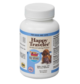 Ark Naturals | Happy Traveler All Natural Calming Product 30 capsules