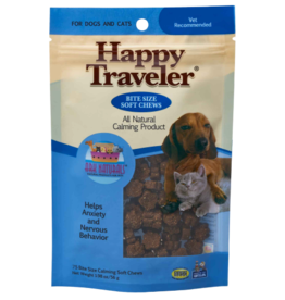 Ark Naturals | Happy Traveler Bite Size 75 Soft Chews