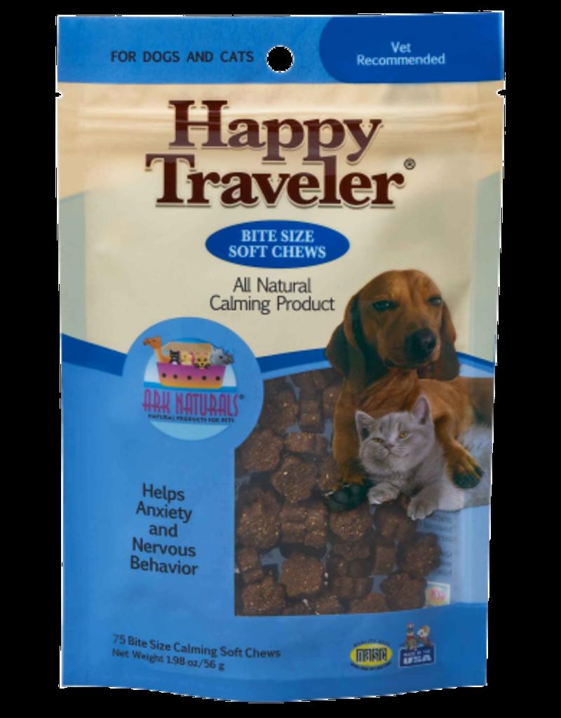 Ark Naturals | Happy Traveler Bite Size 75 Soft Chews
