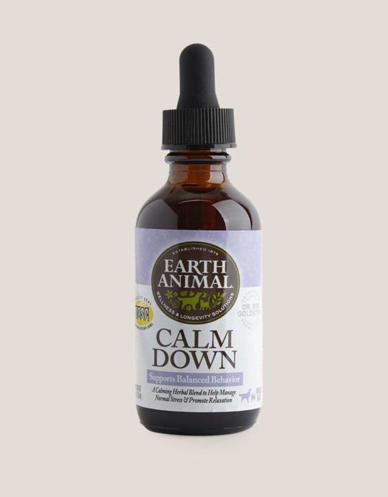 Earth Animal | Calm Down 2 oz