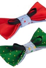 Blueberry Pet Blueberry Pet | Stay Dotty Designer Bow Tie set