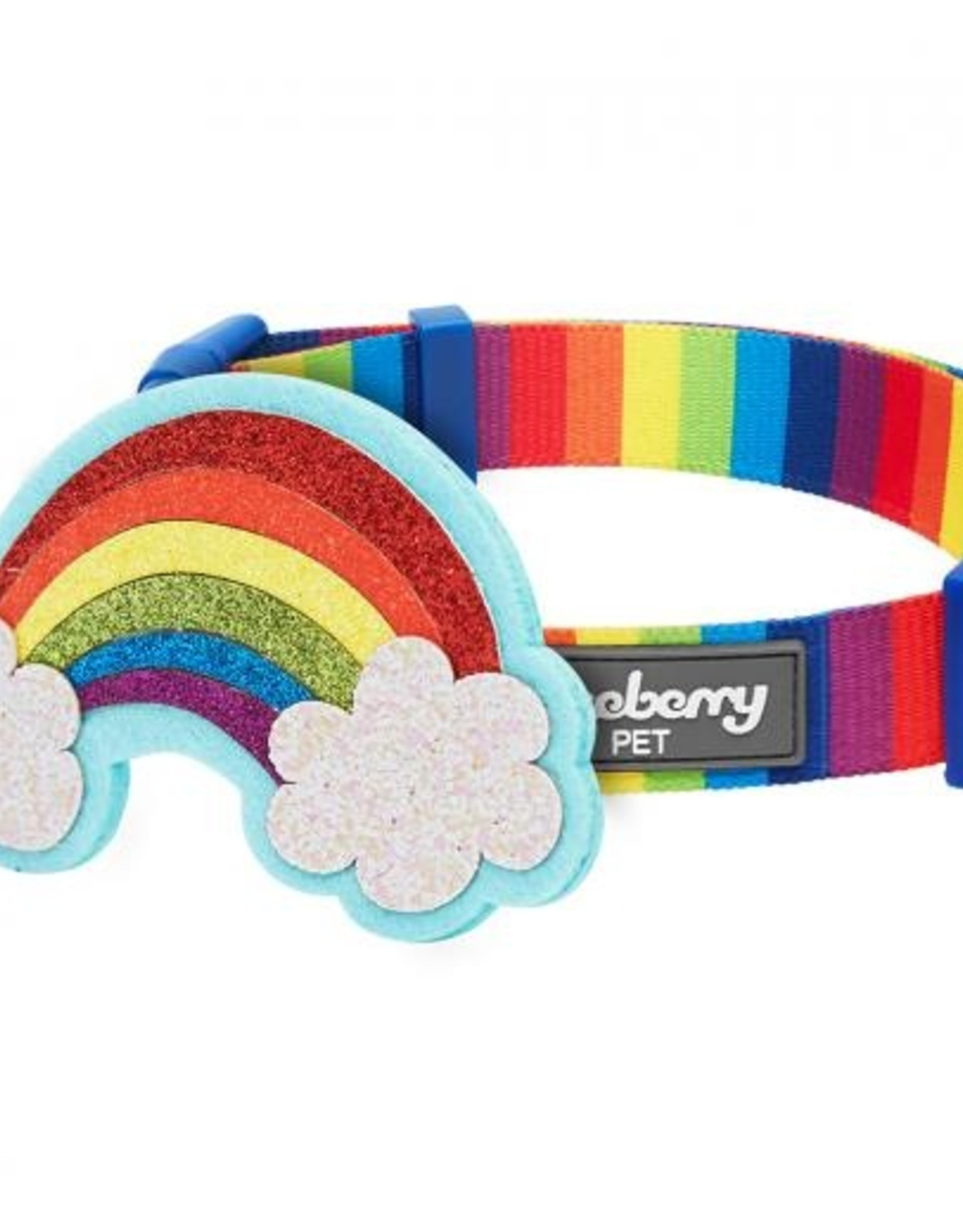 Blueberry Pet Blueberry Pet | The Perfect Rainbow Collar