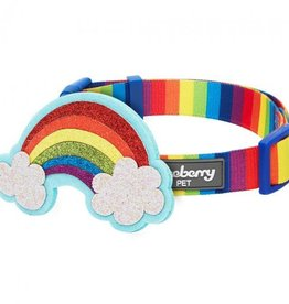 Blueberry Pet Blueberry Pet | The Perfect Rainbow Collar