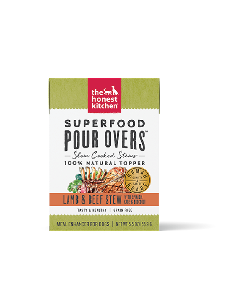 the honest kitchen  superfood pour over  lucky pet llc