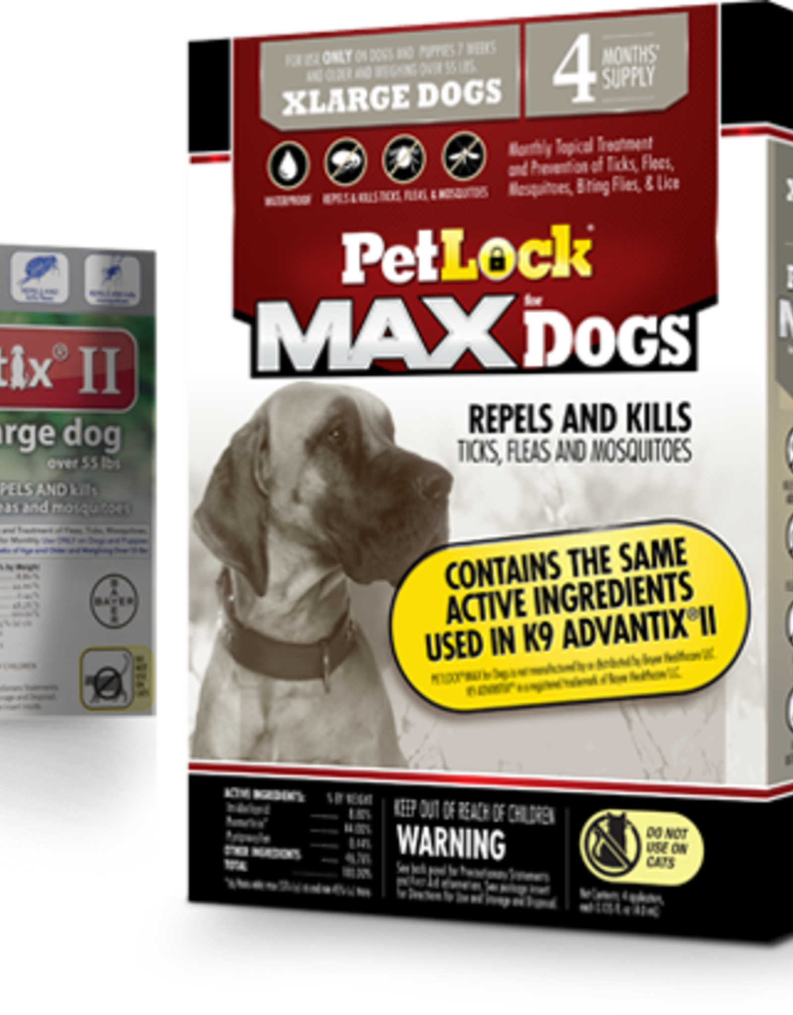 PETIQ (FORMERLY TRUE SCIENCE) PetLock Max for Dogs