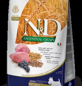 Farmina Farmina | Ancestral Grain Lamb & Blueberry ADULT MINI