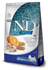 Farmina Farmina Ocean | Cod, Spelt, Oats and Orange Adult MINI