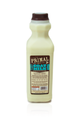 PRIMAL PET FOODS Primal | Raw Frozen goat's milk