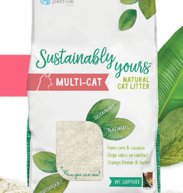 Sustainably Yours | Multi -Cat Litter