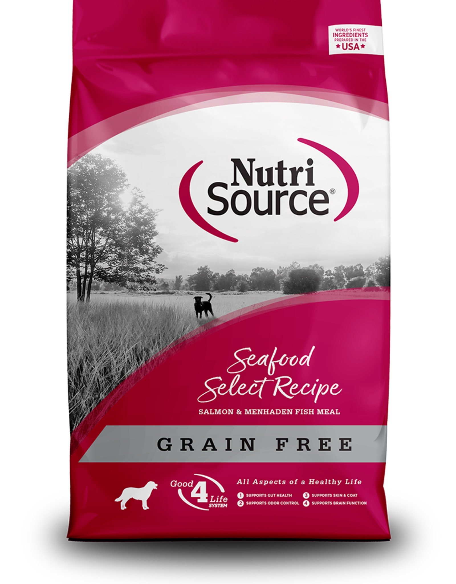NUTRI SOURCE Nutri Source | Grain Free Seafood Select
