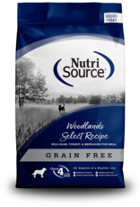 NUTRI SOURCE Nutri Source | Grain Free Woodlands Select Recipe