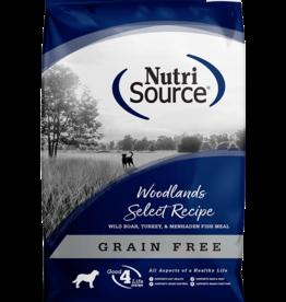 NUTRI SOURCE Nutri Source | Grain Free Woodlands Select Recipe