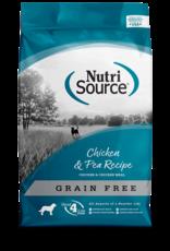 NUTRI SOURCE Nutri Source | Grain Free Chicken & Pea Recipe