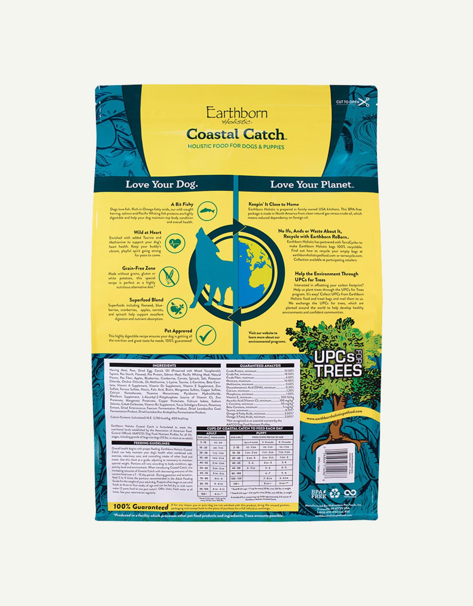 Earthborn Earthborn | Coastal Catch Grain Free Sensitive Skin & Stomach