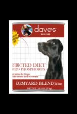 DAVE'S PET FOOD Dave's | Restricted Diet Protein/Phosphorus