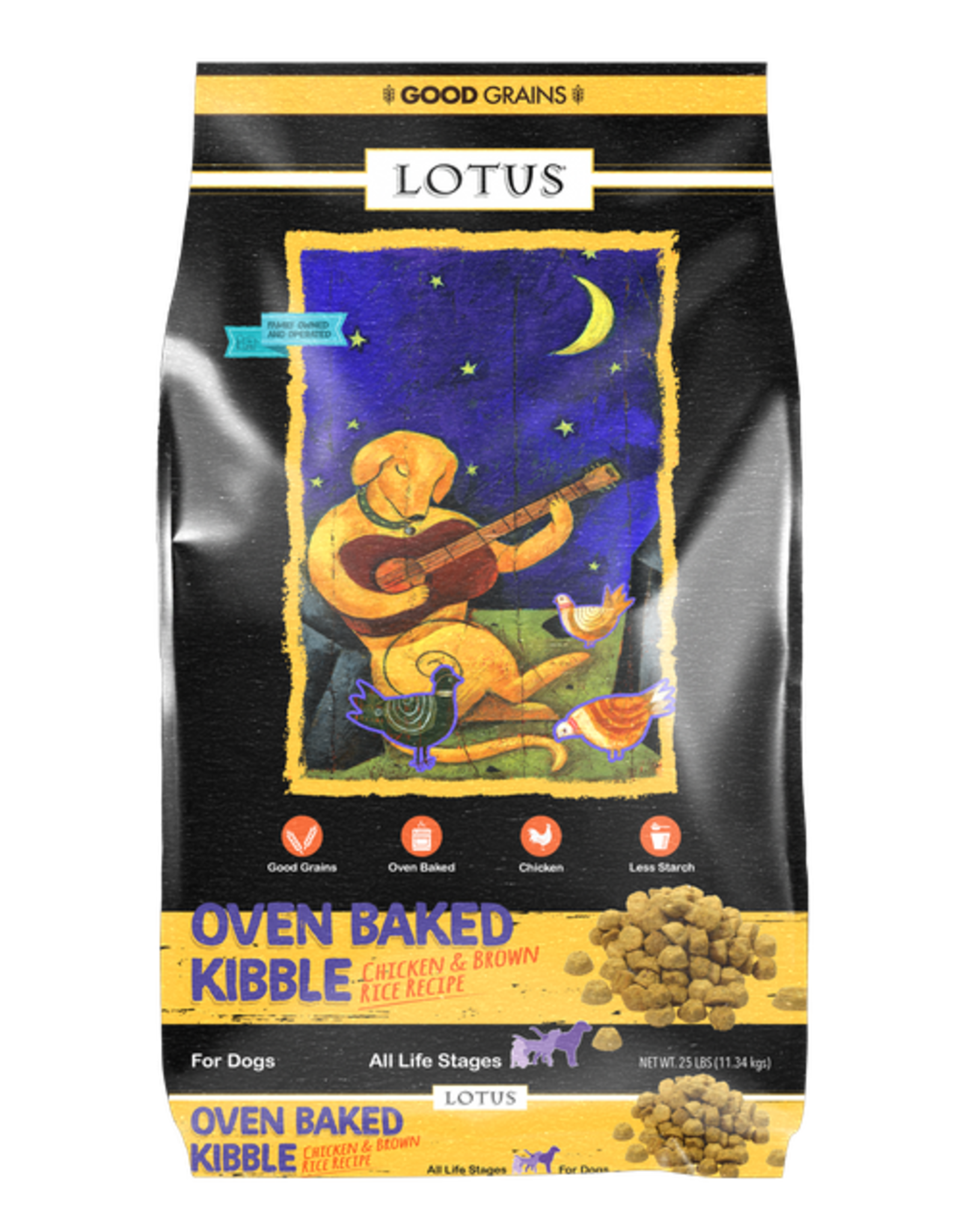Lotus Lotus | Dog Dry Good Grains Chicken