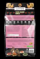 Lotus Lotus   Dog Dry Grain Free Turkey