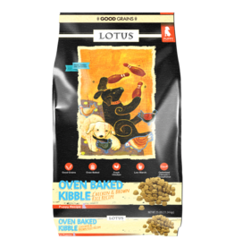 Lotus Lotus | Dog Dry Small Bites Good Grains Puppy 5 lbs