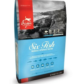 ORIJEN Orijen | Six Fish Grain free dog food