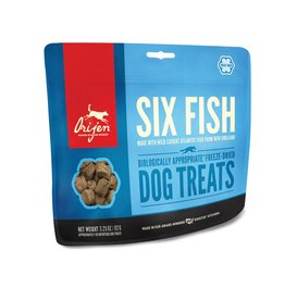 ORIJEN Orijen | Six Fish Dog Treats