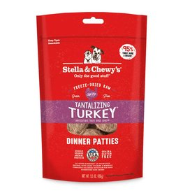 STELLA & CHEWY'S Stella & Chewy's | Freeze Dried Patties Tantalizing Turkey