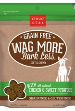 Cloud Star | Wag More Bark Less with Chicken & Sweet Potatoes Soft & Chewy 5oz