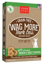 Cloud Star | Wag More Bark Less with Chicken & Sweet Potatoes Crunchy