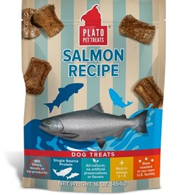 PLATO PET TREATS Plato | Real Strips Salmon Recipe