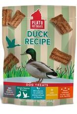 PLATO PET TREATS Plato | Real Strips Duck Recipe