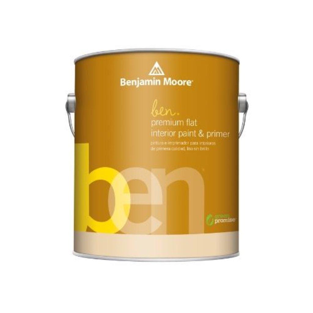 Benjamin Moore ben® Interior Paint & Primer