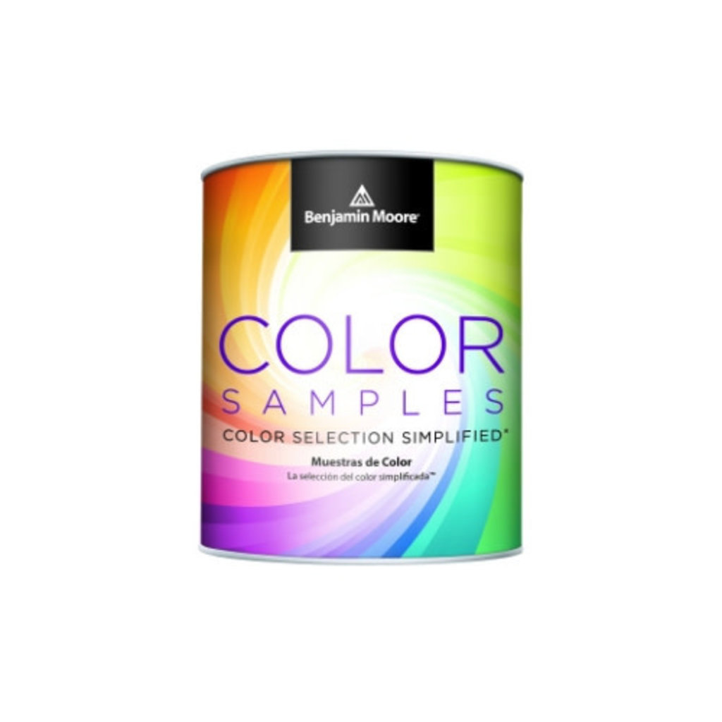 Benjamin Moore Color Sample